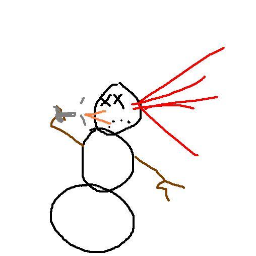 snowmanshot